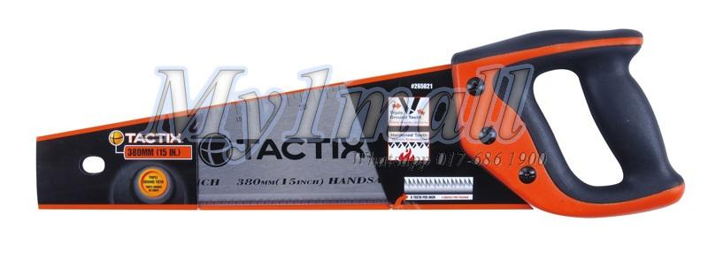"TACTIX 265022 SAW HAND 450MM/18""POLISH"