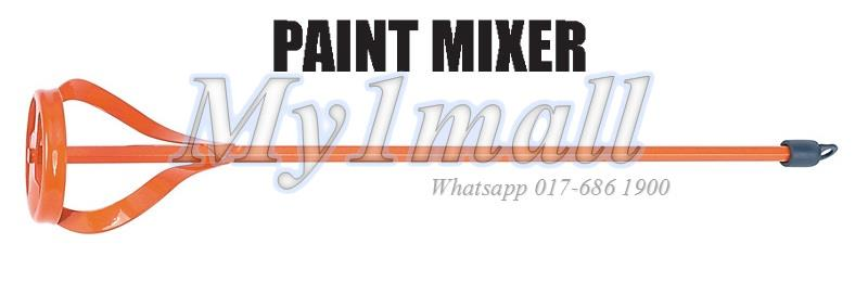 TACTIX 298201 PAINT MIXER 400X60X8MM