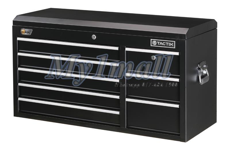 TACTIX 326001 8 DRAWER TOOL CHEST Tool Cabinet 101CM 40