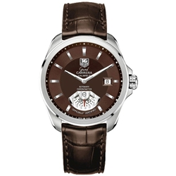 Tag Heuer Grand Carrera Automatic Calibre 6 RS 40.2mm Mens Watch - WAV511C.FC6