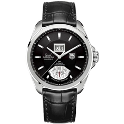 Tag Heuer Grand Carrera Automatic Calibre 8 RS Grand Date GMT 42.5mm Mens Watc