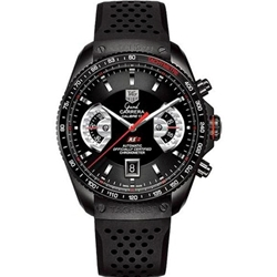 Tag Heuer Grand Carrera Automatic Chronograph Calibre 17 RS Mens Watch - CAV51