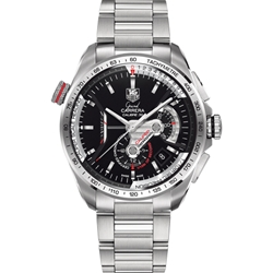 Tag Heuer Grand Carrera Caliper Chronograph Calibre 36 RS 43mm Mens Watch - CA