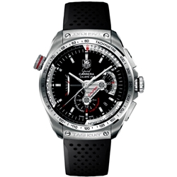Tag Heuer Grand Carrera Caliper Chronograph Calibre 36 RS Mens Watch - CAV5115