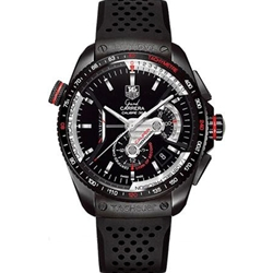 Tag Heuer Grand Carrera Caliper Chronograph Calibre 36 RS Mens Watch - CAV5185