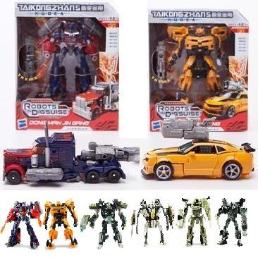 Taikongzhans transformers Bumblebee, Optimus Prime and all other types