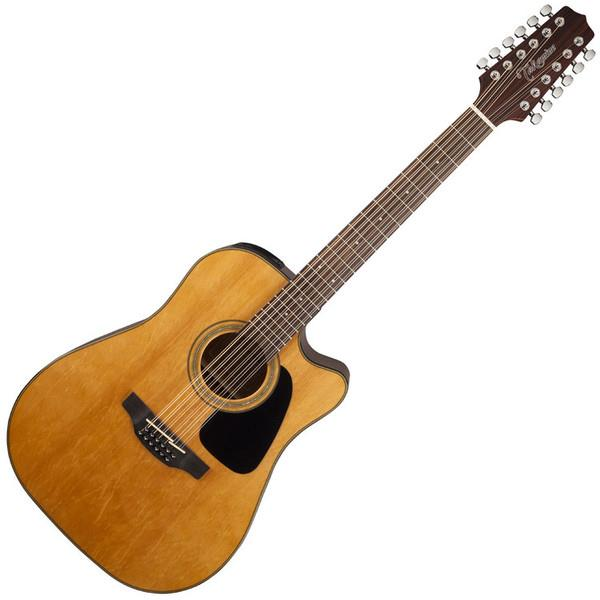Takamine GD30CE-12 12-string Acoustic/Electric Guitar (Natural)
