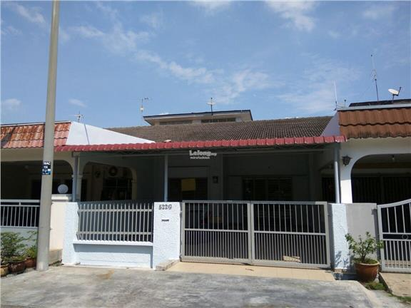 Taman Aman House for rent