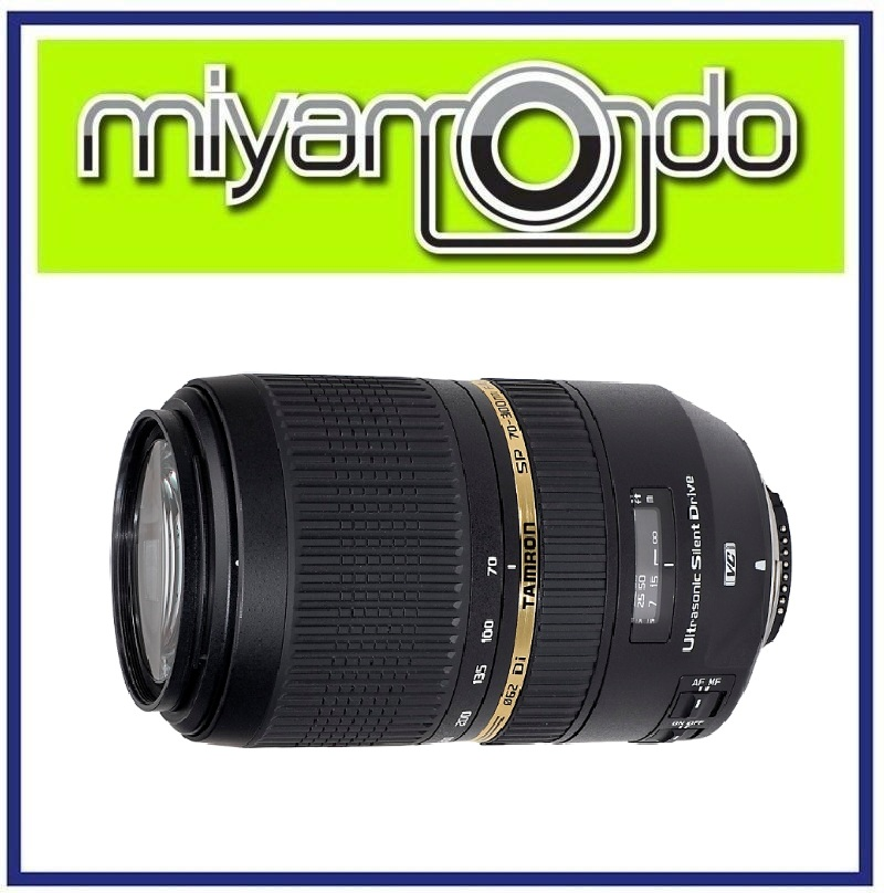 NEW Tamron AF 70-300mm F/4-5.6 Di VC USD Lens For Sony Mount