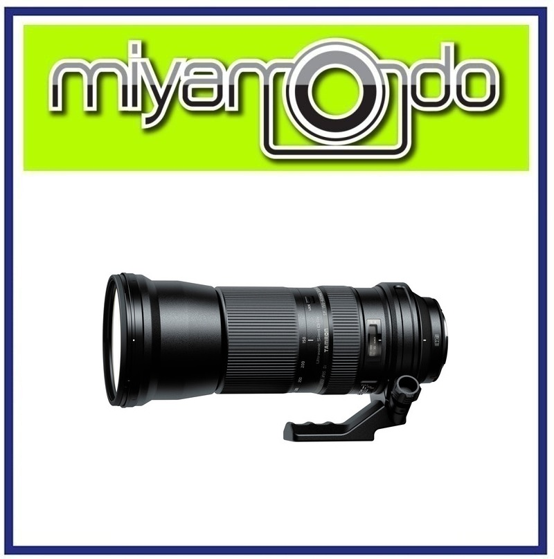 NEW Tamron SP 150-600mm F/5-6.3-Di VC USD Lens For Canon