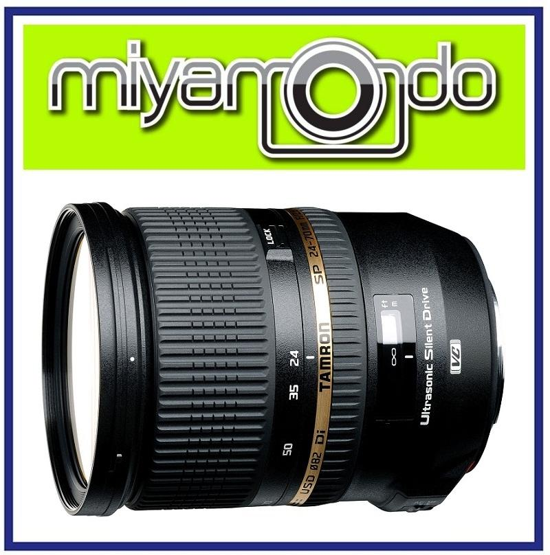 NEW Tamron SP 24-70mm F2.8 DI VC USD Lens For Sony Mount