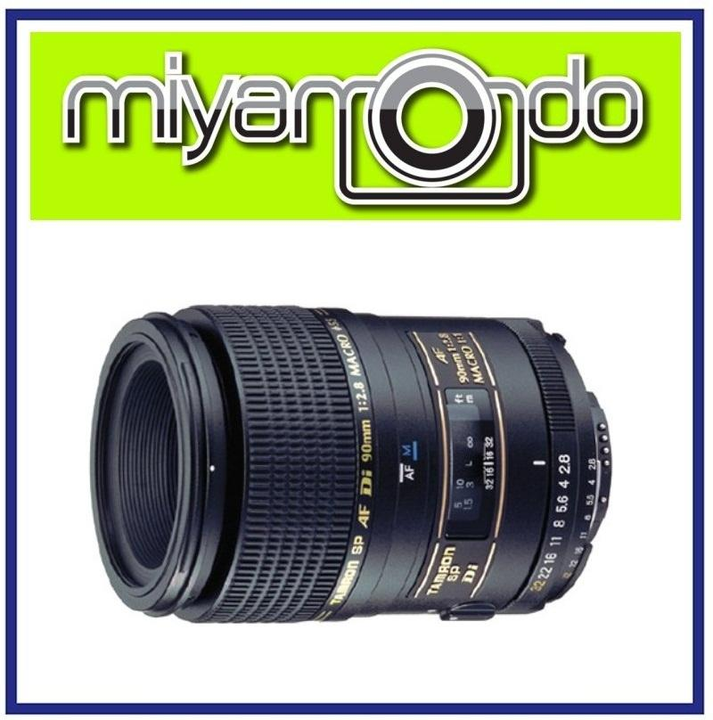 NEW Tamron SP AF 90mm F/2.8 Di Macro 1:1 Lens For Nikon Mount