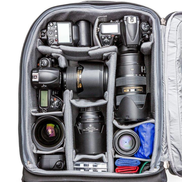 Think Tank Airport Roller Derby Trolley DSLR Camera Bag