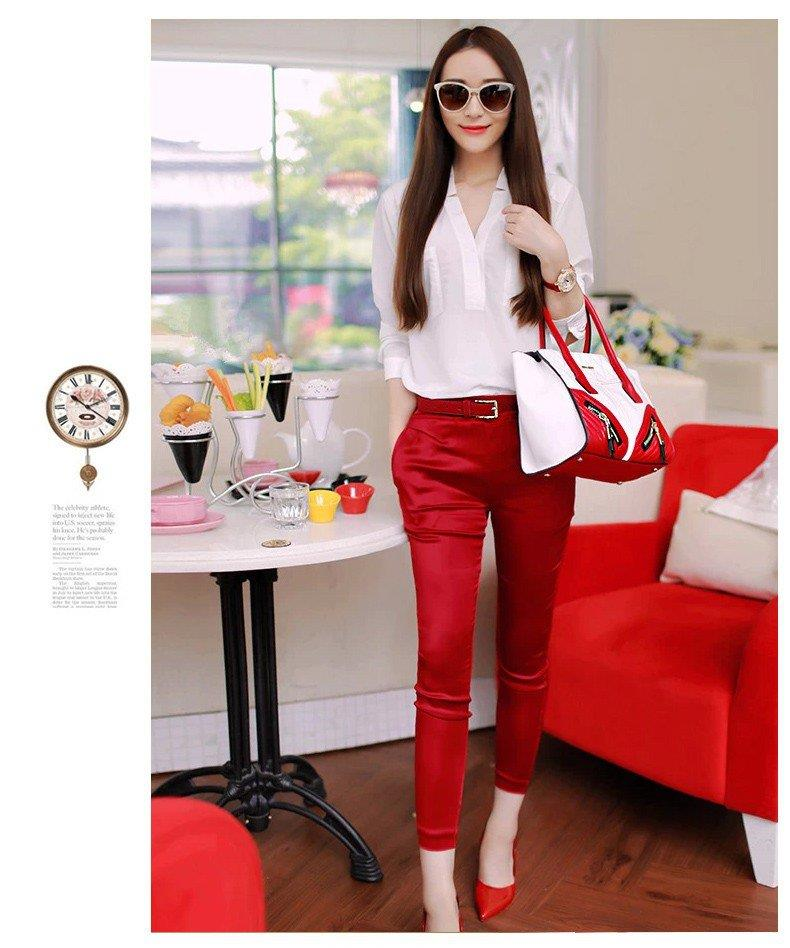 Tapered Pants Top & Bottom Set Wear (iKR063399)
