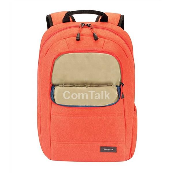 "Targus 15"" Groove X Compact Backpack for MacBook® (Fiesta Orange)"
