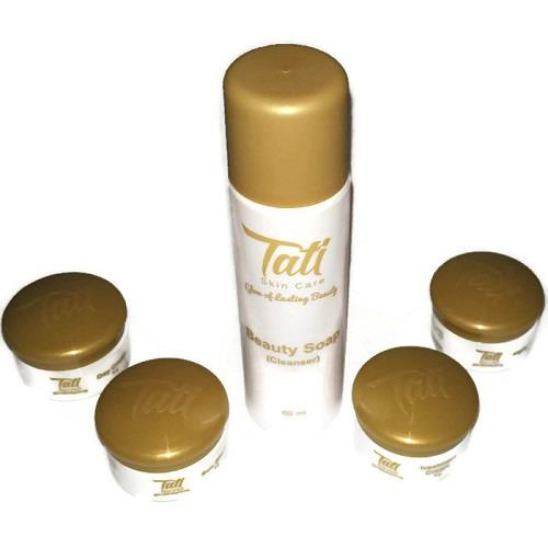 Tati Skin Care 5in1 Natural Herbs With Alpha Arbutin 10X Times Glowing