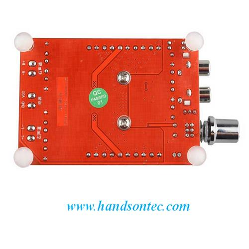 TDA7498 2X100W Class-D Audio Amplifier Board