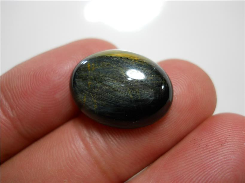 TE031 BATU MATA HARIMAU Blue Tiger Eye