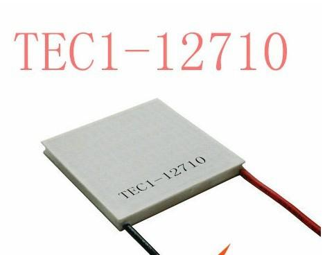 TEC1-12710 120W 10A Thermoelectric cooler peltier 40*40*3.6MM