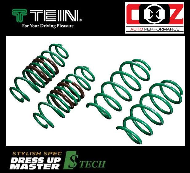 TEIN LOWERED SPORT SPRING [S-TECH] HONDA FIT / JAZZ NEW