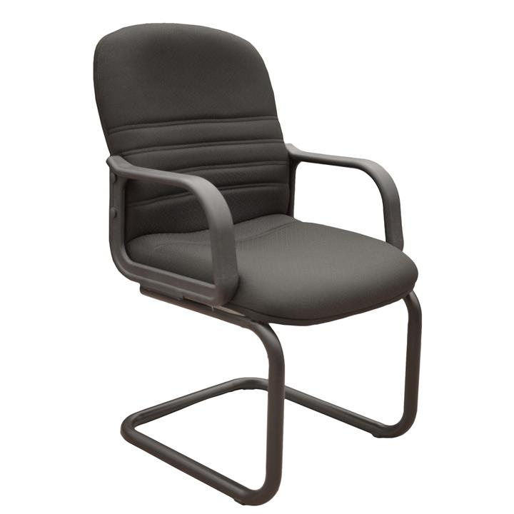 Tekkashop chrome base banquet office chair DJ1003SE