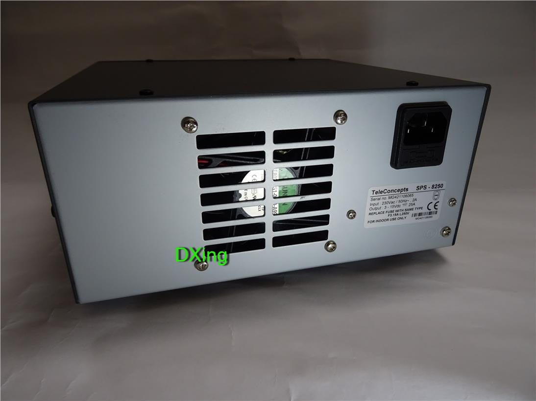 Teleconcepts SPS 8250 Switching Power Supply@25Amp