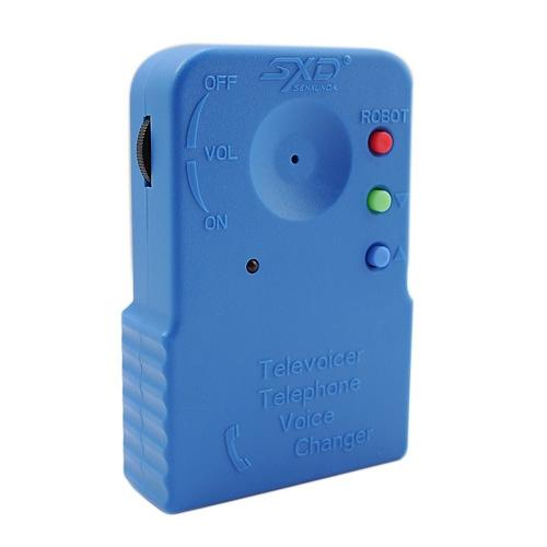 Telephone Voice Changer Blue