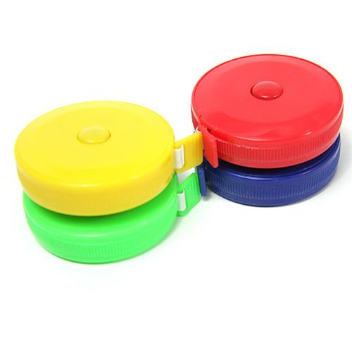 Telescopic Type Plastic Tape Measure