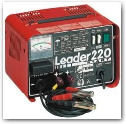 Telwin LEADER 220 Start BATTERY CHARGER