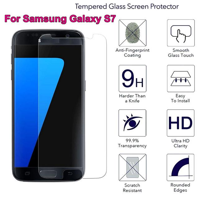 Tempered glass for 5.1' Samsung S7 (SPT51S7)