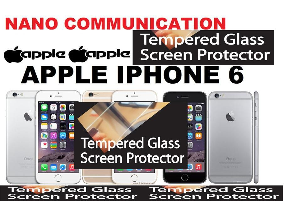 TEMPERED GLASS SCREEN PROTECTOR APPLE IPHONE 6