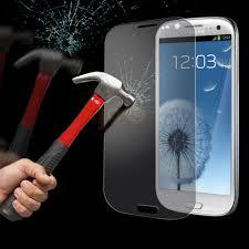 Tempered Glass Screen protector Samsung S3 SIII