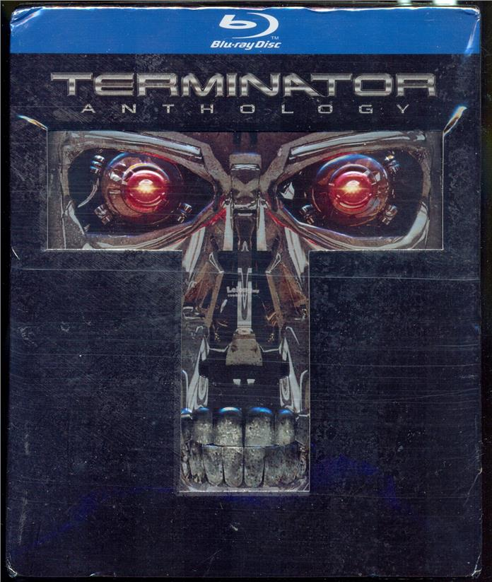 Terminator - Anthology - New Blu-Ray