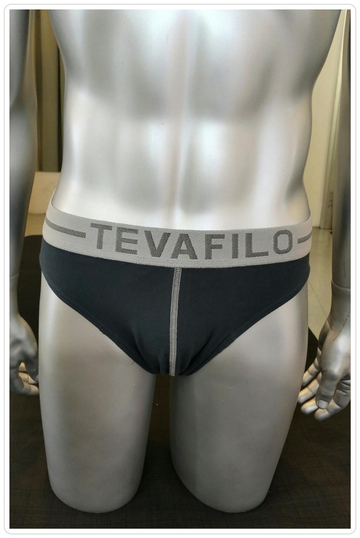[TEVA FILO] Men's Brief Underwear - TF304 (3 pcs pack briefs)