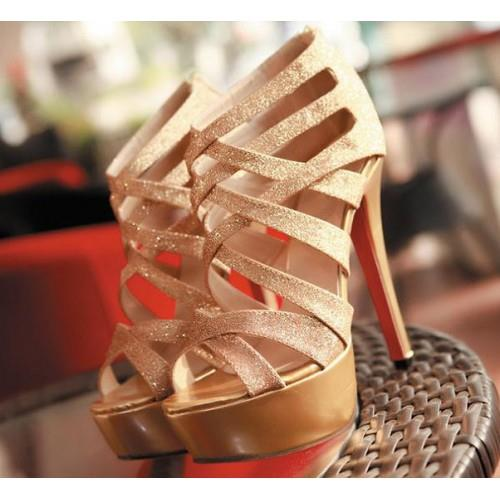 TFYS-136 Europe Stylish High-Heel Sandals