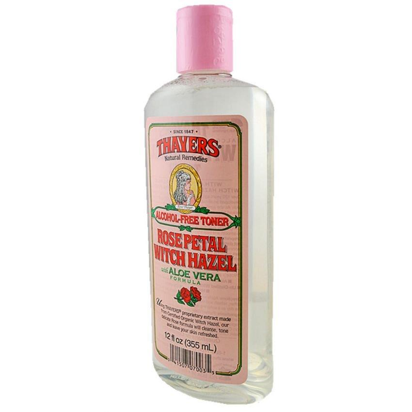 Thayers Alcohol-Free Rose Petal Witch Hazel with A (end 8/2/2016 2 ...