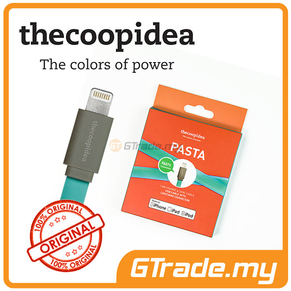 THECOOPIDEA Lightning Fast Charger USB Cable BL Apple iPhone 5S 5C 5