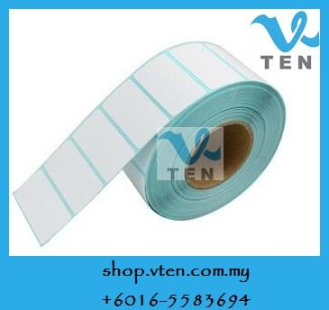 Themal Barcode Label Sticker For Barcode Printer 60*40mm 60x40mm