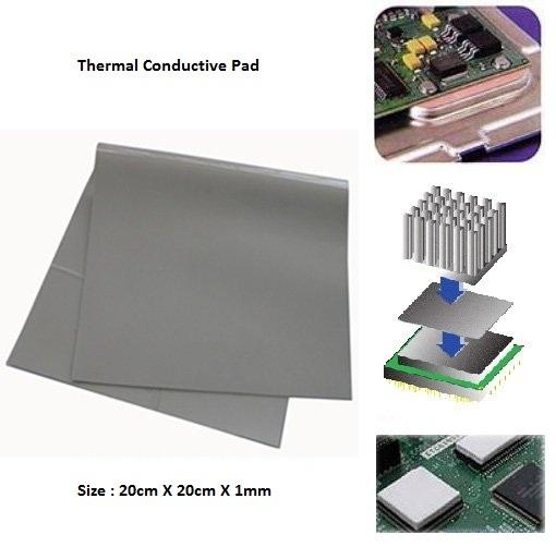 Thermal Conductive Pad (Medium Size)