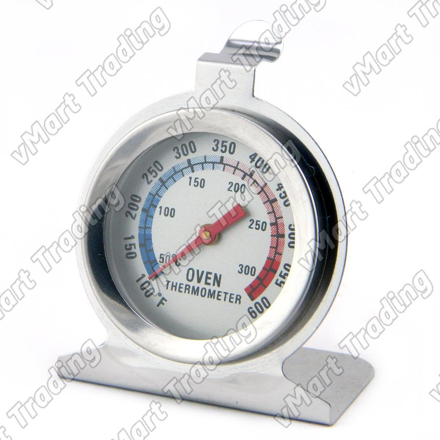 Thermometer for Baking Oven [°C / °F]