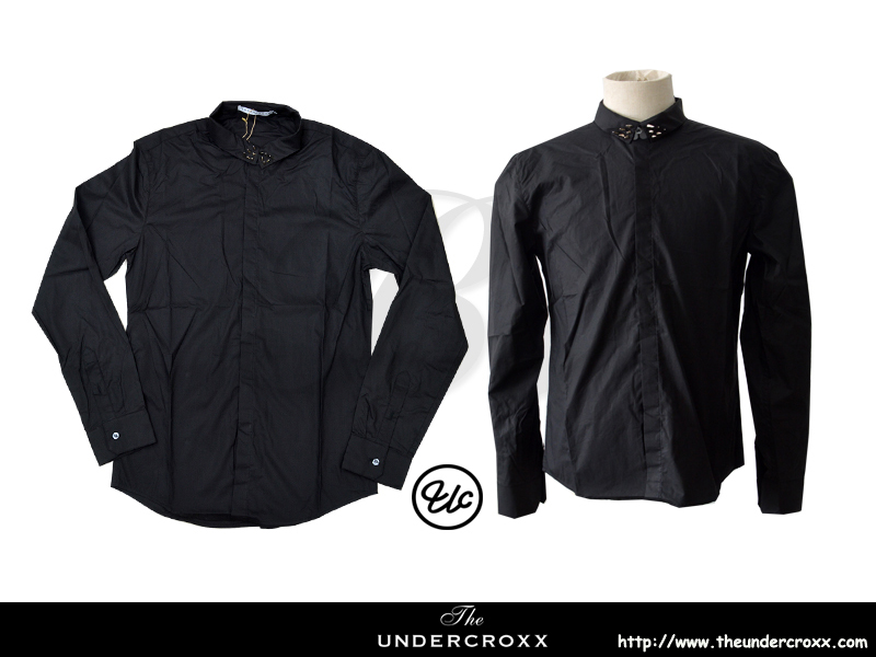 TheUndercroxx 6017L x Iron Drill Collar x  Black Shirt (NEW)