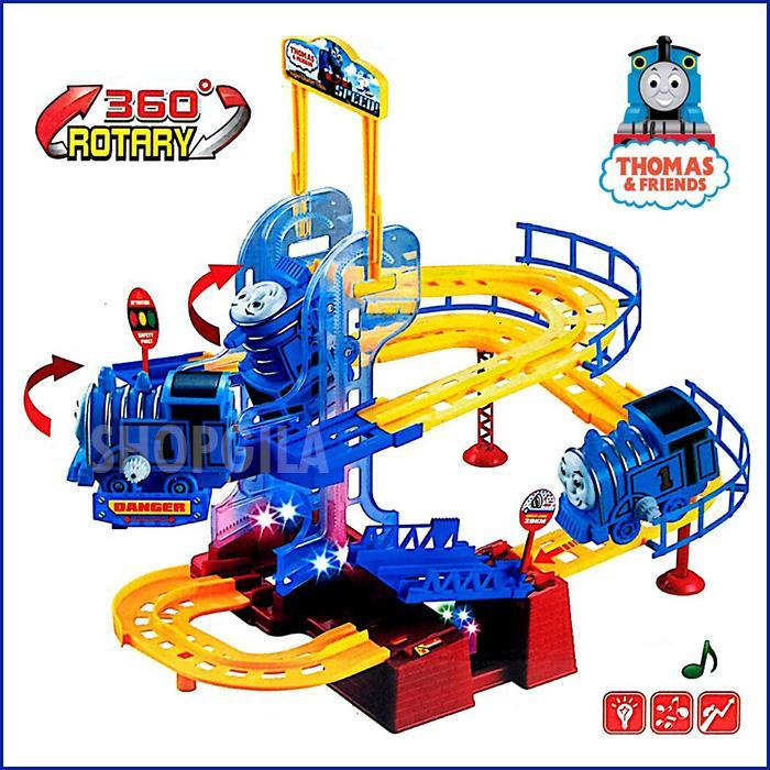 Thomas & Friends 360 Rotary Railway Train Set
