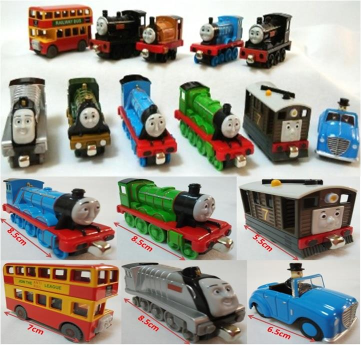 Thomas and Friends Cake Topper, Thomas & Friends Figurine - THCT09