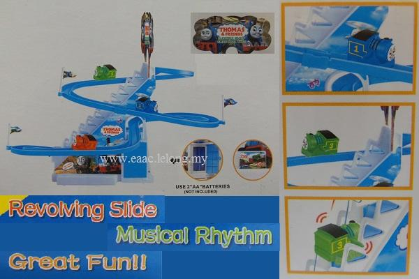 Thomas & Friends Electric Music Slide Cool Toys