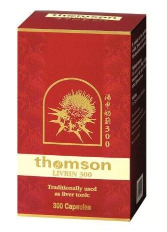 Thomson Livrin 300 (300 Capsules) (Liver Supplement)
