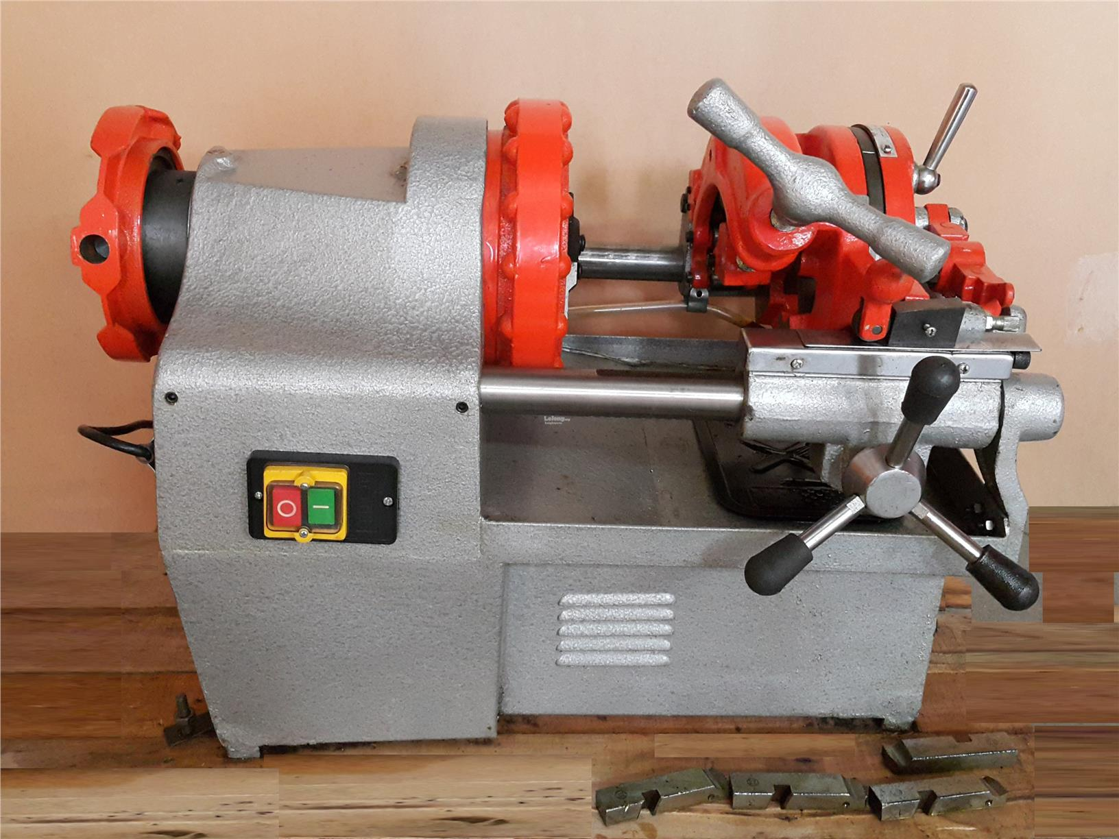 "Threading Pipe Machine 1/2-2""dia 750w,28rpm ID224712"