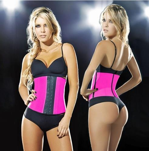 THREE-BREASTED HOLES ABDOMEN WITH ULTRA COMFORTABLE WAIST CORSET BELT