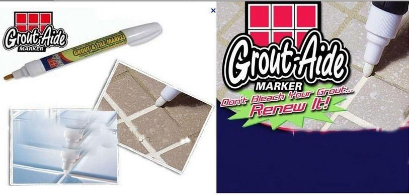 TILE MARKER grout aide pen repair wall easy