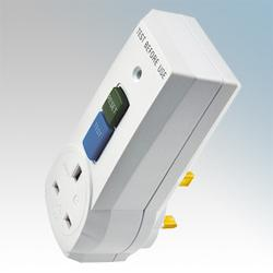 Timeguard CB008 Safety Breaker RCD Adaptor