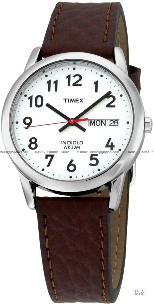 timex t20041 how to set day